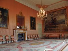 Blickling Hall, Peter the Great Room