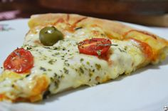 Pizza na pedra - www.camilanacozinha.com