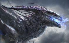 Dragon, Kouji Tajima on ArtStation at https://www.artstation.com/artwork/YRkQd