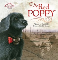 The Red Poppy Narrated by Cohen Holloway Suitable for Kids Published by Scholastic New Zealand Young soldier Jim waits in the trenches for the order to attack. With him are his friends and Nipper, the messenger dog.