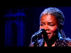 """Video: Tracy Chapman performs """"Stand By Me"""" on the David Letterman Show 
