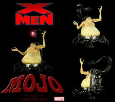 Mojo Marvel Statue designed and sculpted by the Kucharek brothers