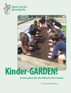 cover Kinder-GARDEN!