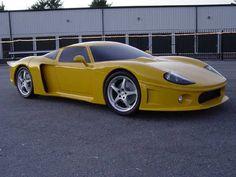Factory Five Racing GTM Mulsanne
