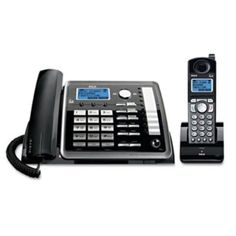 Corded Cordless Phone Combos: Rca 25255Re2 Visys 25255Re2 Two-Line Corded/Cordless Phone System With Answering -> BUY IT NOW ONLY: $185.57 on eBay!