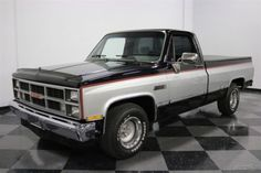 Old Trucks for Sale. Vintage, Classic and old trucks. Chevy Pickups, Chevy Silverado, Chevy Trucks, Pickup Trucks, Classic Trucks, Classic Cars, Old Trucks For Sale, Square Body, Monster Trucks