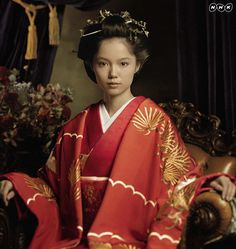 Atsu-hime Season 3 (Japanese Drama with English subtitle) Japanese History, Japanese Drama, Japanese Culture, Japanese Girl, Kimono Japan, Japanese Kimono, In And Out Movie, Beauty Around The World, Japanese Characters