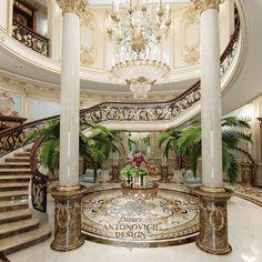 Престижный дизайн дома - Luxury Antonovich Design