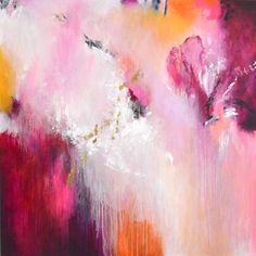 """Saatchi Art Artist Kirsten Handelmann; Painting, """"Oh, what a night"""" #art"""