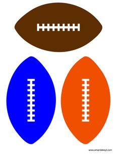 Football Party Free Printable Photo Booth props at http://www.amandakeyt.com Buy the app! Enjoy Life!