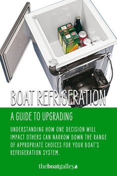 Planning to add a fridge or replace an old one on your boat? Here's what you need to know about refrigeration on a cruising boat.