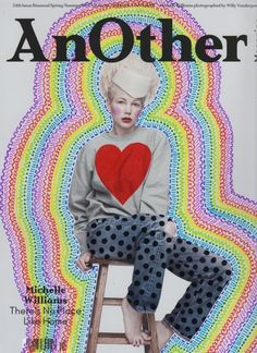 AnOther - visual artist by Ana Strumpf♥ ♥ ✿ Ophelia Ryan✿♥ 💋