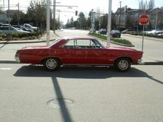 1965 GTO - B.C. Canada