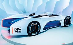 Renault-Alpine Gran Turismo 6 concept