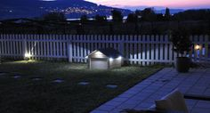 Switzerland's coolest robotic lawn mower Garage @RoboHut WHITE Deluxe