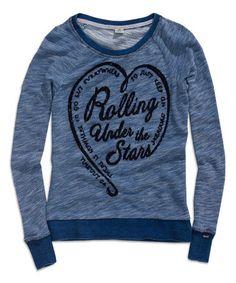 Loving this Indigo 'Rolling Under The Stars' Sweater on #zulily! #zulilyfinds