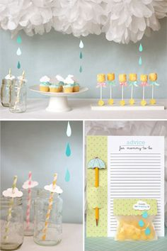 "Baby ""shower"" shower from chiccheapnursery.com"