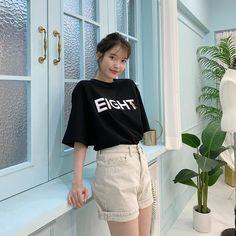 Iu Fashion, Fashion Outfits, Iu Twitter, Instyle Magazine, Cosmopolitan Magazine, Korean Actresses, Ulzzang Girl, Korean Singer, Girl Crushes