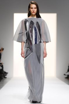 Chalayan Ready To Wear Fall Winter 2014 Paris - NOWFASHION