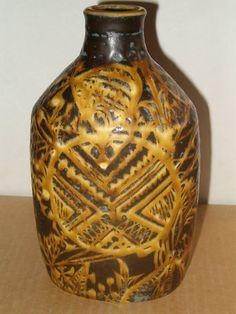 Royal Copenhagen NILS THORSSON VASE No. 723/3208 Royal Copenhagen, Designers, Pottery, Vase, Ceramics, Ceramica, Ceramica, Pottery Marks, Ceramic Art