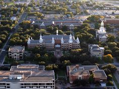 Baylor University, Waco, Texas.....my husband and son graduated here.....fine education and wonderful friends!