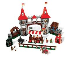 LEGO Kingdoms Joust 10223   - Click image twice for more info - See a larger selection of lego at http://zkidstoys.com/product-category/lego/ - baby, kids, toddler, toys, toddler toys, kids gift ideas, toddler gift ideas, holiday, christmas 2014, grown up toys, educational toys, building blocks, gift ideas, child, children