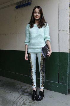 London Fashion Week Street Style | Spring 2013