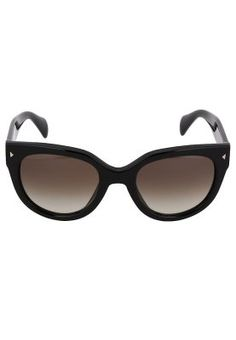c21ce12e9971a Prada - Solglasögon - schwarz Scarf Hat