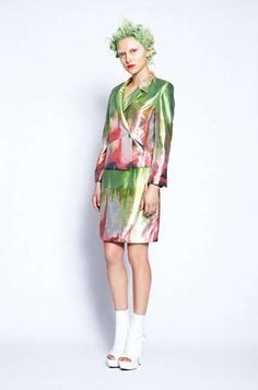 The 'Romance Was Born' Pre-Collection 2012 Channels Circus Style #fashion trendhunter.com