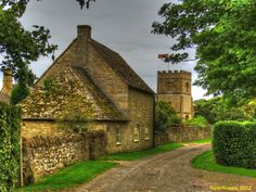 Guiting Power Village, Gloucestershire, England Guiting Power by Super Snappz on 500px