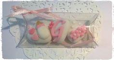 confettata nascita, battesimo, confetti decorati, bimba, by Just Married, 2,30 € su misshobby.com
