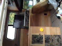Mobil hunting cabin