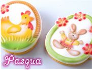 PASQUA ITALIAN CAKE ART