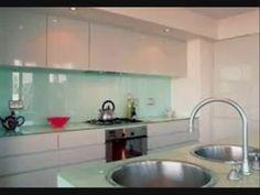 Glas Backsplashes Für Küchen