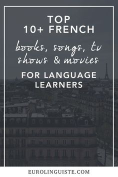 When we hit that intermediate stage of our learning, we're often told that now's the time to start switching over to native source material and to step away from resources aimed at learners. But how do you know just what native source material to choose? Our hopes high, we take to Google hoping to find great French books or films, but lo and behold, the... Keep Reading...