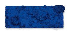 Gerhard Richter (b. Gerhard Richter, Abstract Images, Blue Abstract, International Klein Blue, Nouveau Realisme, Yves Klein Blue, Fine Art Auctions, French Artists, Graphic Design Art