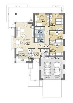 Fabia VIII Floor Plans, Projects