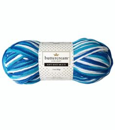 Buttercream™ Collection Soft Knit Yarn