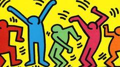 Keith Haring symbol art lesson plan- Display My Art on Vimeo