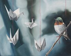 Clare Toms Lineage II - 2012 Oil on Canvas 51 x 41 cm Lineage, Oil On Canvas, Toms, Bird, Painted Canvas, Birds