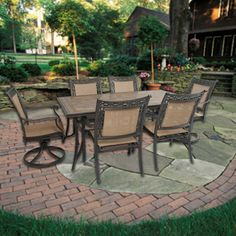 Sling Patio Furniture | Outdoor Patio Furniture | Clearanced Patio Furniture    American Sale