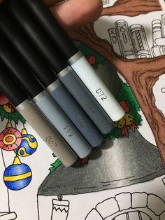 Colouring Techniques, Colour Combinations, Color Swatches, Colored Pencils, Art Supplies, Coloring Pages, Castle, Colors, Products