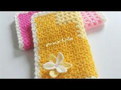 ZARİF ORKİDE ÇİÇEKLİ SABUN LİFİ YAPIMI | Nazarca.com Crochet Hats, Knitting Hats