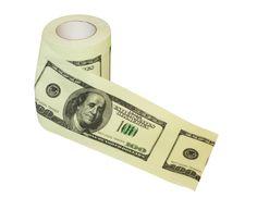 cagar e limpar com dólar é para rycos e phynos