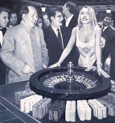SHI XINNING (B. 1969). Casino