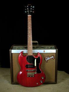1965 Gibson SG Jr.