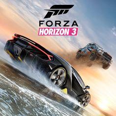 Forza Horizon 3 Cover