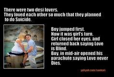 there were two desi lovers
