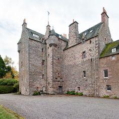 Enchanting restoration to a historic Scottish Castle