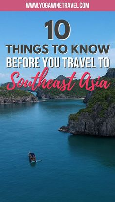 Southeast Asia is an incredible region with rich culture, the tastiest food and amazing heritage sites, from the sprawling Chiang Mai Thailand, Koh Lanta Thailand, Bangkok Thailand, Thailand Travel, New Travel, Asia Travel, Croatia Travel, Hawaii Travel, Italy Travel